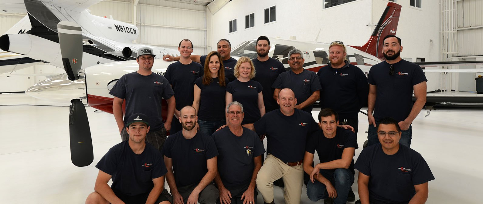 High Performance Aircraft, Inc. Team