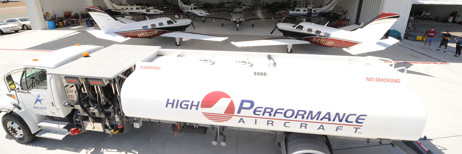 Fuel - High Performance Aircraft, Inc.