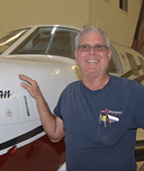Dan Salzman, DOM  - High Performance Aircraft, Inc.